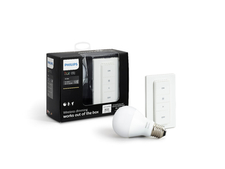 Philips Hue Wireless Dimmer Switch Kit - 458991