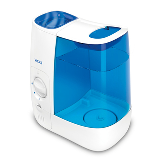 Vicks Warm Mist Humidifier - VWM845C