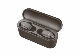 iLuv True Wireless In-Ear Earbuds - TRUEBTAIRBK