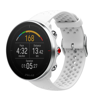 Polar Vantage M All-in-One GPS Multisport Watch - VANTAGE-M-WHT-SM