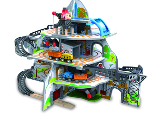Hape Mighty Mountain - E3753
