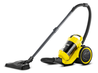 Karcher Cyclonic Canister Corded Vacuum - VC3