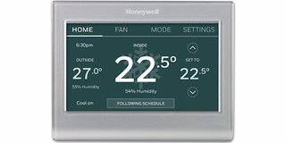 Honeywell Wifi Smart Colour Thermostat - RTH9585WF