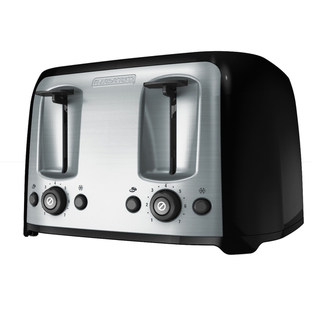 B&D 4-Slice Classic Toaster - TR1478BD