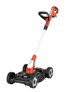 B&D 20V 3-in-1 Cordless Compact Mower - MTC220
