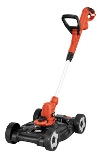B&D 3-in-1 Corded Compact Mower - MTE912