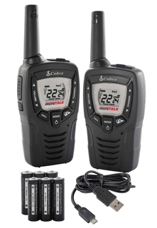Cobra GMRS 2 Way Radio Value Pack - CXT345C