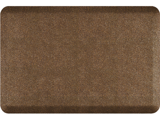 WellnessMats Anti-Fatigue Mat - Granite Collection - Copper - 32WMRGC