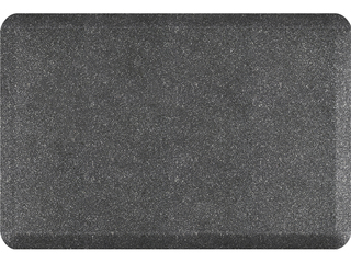 WellnessMats Anti-Fatigue Mat - Granite Collection - Steel - 32WMRGS