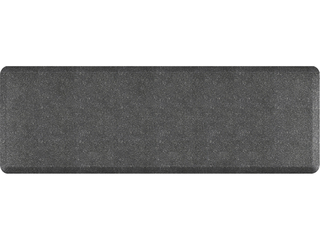 WellnessMats Anti-Fatigue Mat - Granite Collection - Steel - 62WMRGS