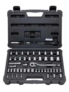 Stanley 60 Piece Socket Set - STMT71650