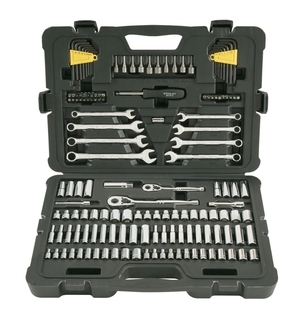 Stanley 145 Piece Socket Set - STMT71653