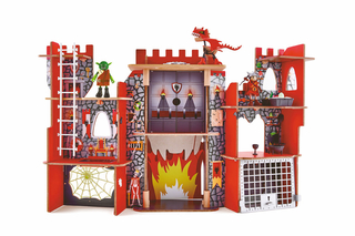 Hape Viking Castle - E3025