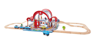 Hape Grand City Station - E3725
