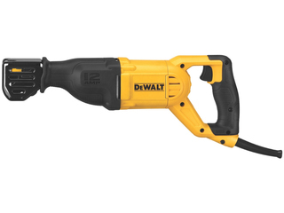 DeWalt 12A Corded Reciprocating Saw - DWE305