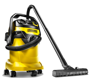 Karcher 6.6 GAL Wet/Dry Vacuum with Semi Auto Filter- WD5/P Product Image