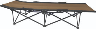 Kuma Big Bear Camp Cot - Safari Black- 491-KM-BBCC-SB
