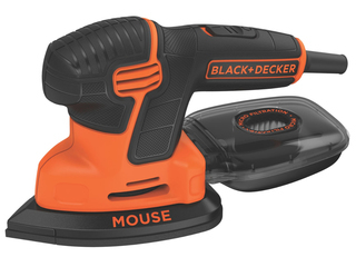 B&D Mouse 1.2 Amp Detail Sander - BDEMS600