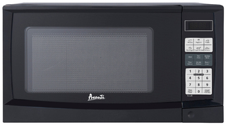 Avanti 900 Watt - 0.9 Cu Ft Microwave - Black - MT9K1B