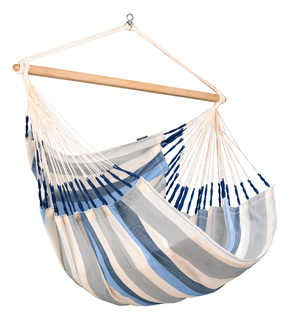 La Siesta Domingo Sea Salt Kingsize Hammock Chair- DOL21-13-KIT