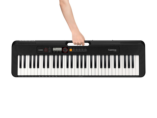 Casio Digital Keyboard- CT-S200BKC3