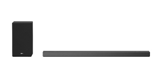 LG 5.1.2 Channel 520W Soundbar w Wireless Sub- SN9YG
