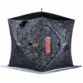 Sherpa® 2 Man Pop-Up Ice Shelter - Winter Camo- RS-SM2D