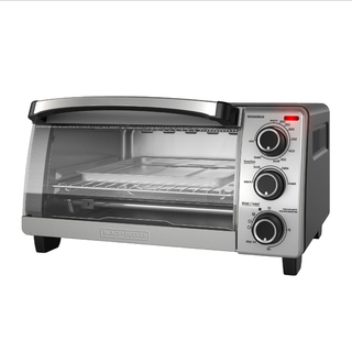 Black & Decker Natural Convection Toaster Oven - TO1755SBC