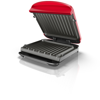 George Foreman 4 Serving Removable Plate Grill - RPGF3602RD