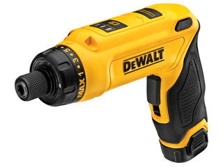 DeWalt  8V Max Gyroscopic Screwdriver- DCF680N1