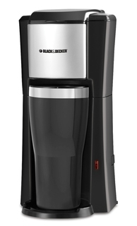 B&D Single-Serve Coffeemaker - CM618C