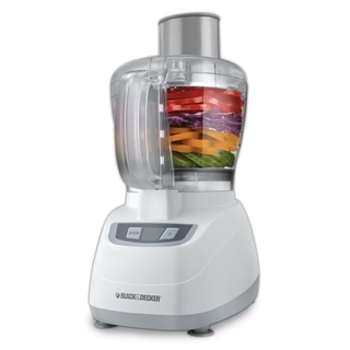 B&D 8 Cup Food Processor - FP1600WC