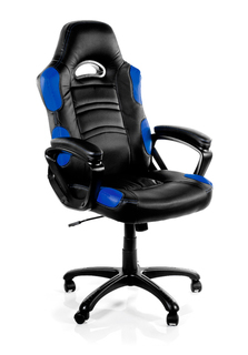 Arozzi Basic Gaming Chair - Blue - ENZO-BL