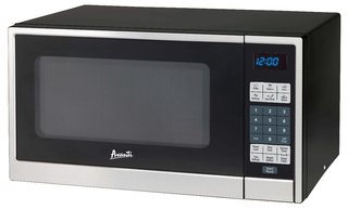 Avanti 1000 Watt - 1.1 Cu Ft Microwave - Stainless Steel - MT112K3S