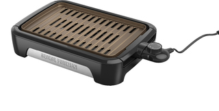 "George Foreman Open Grate, 90"" Smokeless Indoor Grill - GFS0090BC"