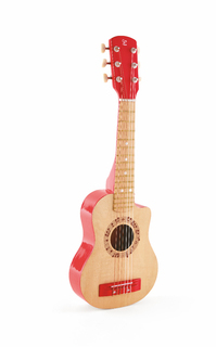 Hape Red Flame Guitar - E0602