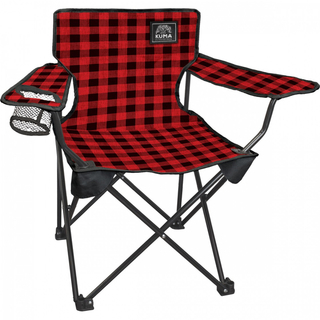 Kuma Cub Junior Chair - Red Plaid - 435-KM-CUCH-RB
