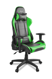 Arozzi Verona V2 Intermediate Gaming Chair - Green - VERONA-V2-GN