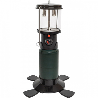 Kuma Lantern Propane w/ Piezo Start - Black - 502-KM-LP-BB